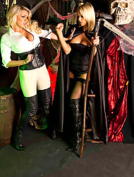 Lucy Zara and a whole lot of filthy fun be worthwhile for Halloween