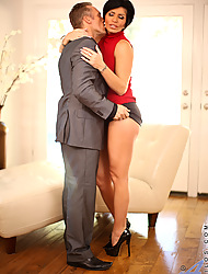 Anilos.com - Freshest mature women on the net featuring Anilos Shay Fox couple anilos