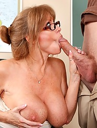 Darla Crane & Jordan Ash in My First Sex Teacher - Naughty America