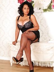 Danica Collins Foot Slave