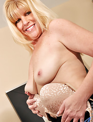 Anilos.com - Freshest mature women on eradicate affect net featuring Anilos Dawn Jilling cougar milfs
